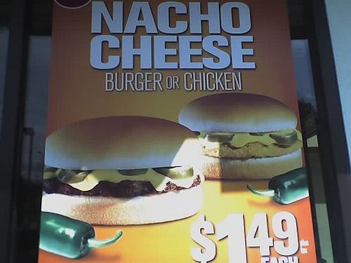 Nom or Vom: Culinary Culling aka The Nacho Cheeseburger