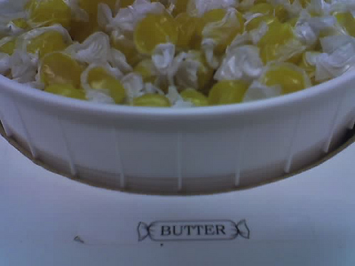 Nom or Vom: SPECIAL VACATION EDITION now with butter flavored taffy!