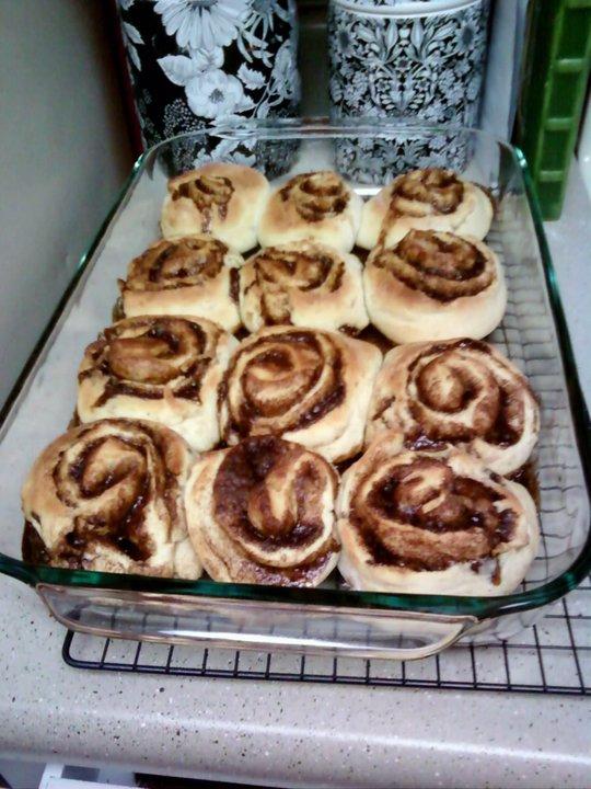 Adventures in baking