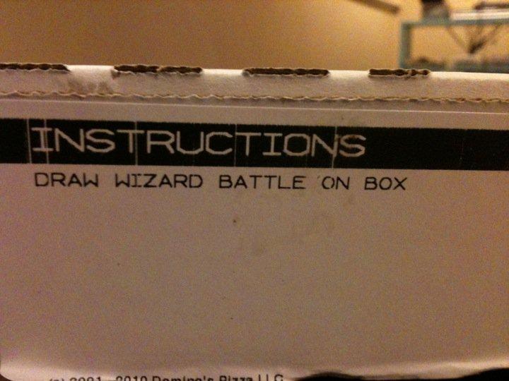 Wizard Battle!