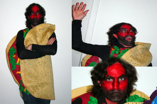 Our costumes were a hit even with people who hadnu0027t seen the source material and they didnu0027t much impede us when it came to eating drinking ...  sc 1 st  Mellzah : giant taco costume  - Germanpascual.Com