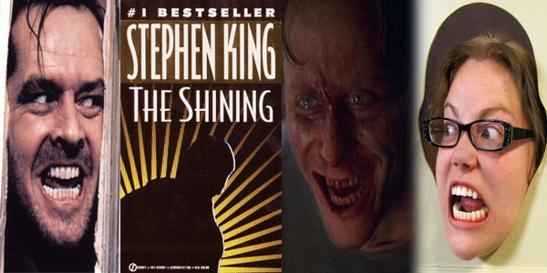 The Shining vs The Shining vs The Shining