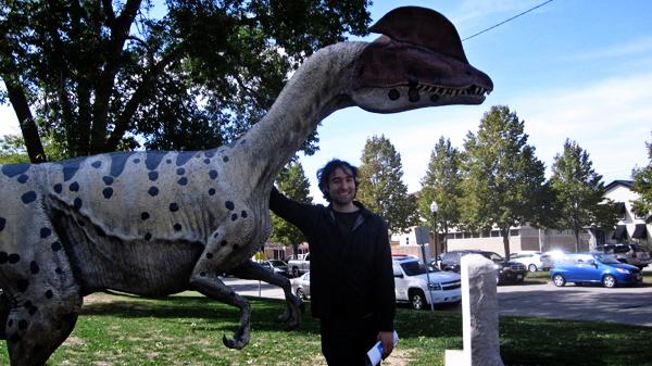 Dinosaur Discovery Museum in Kenosha, WI