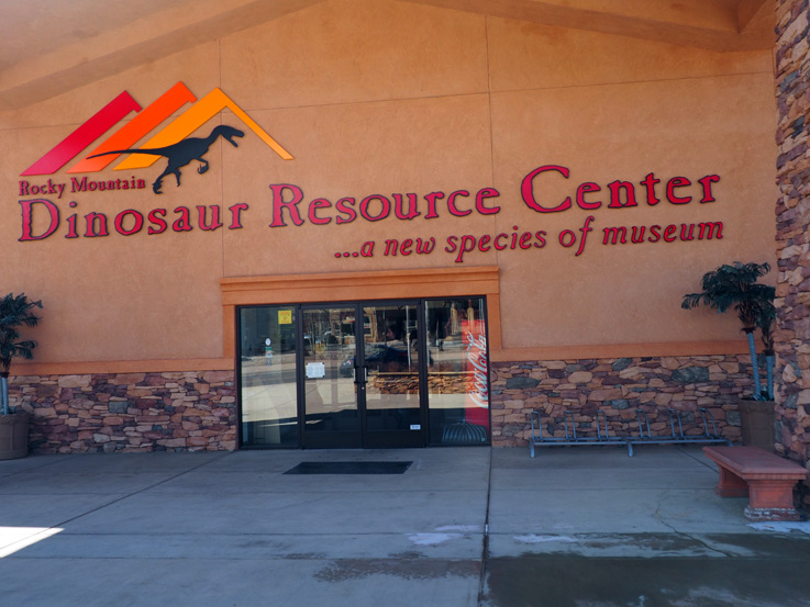 The Rocky Mountain Dinosaur Resource Center