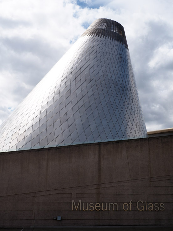 The Tacoma Museum of Glass