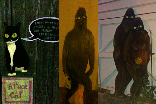 The Bigfoot Diet: Pork Chops Aplenty!