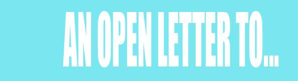 An Open Letter to Skechers