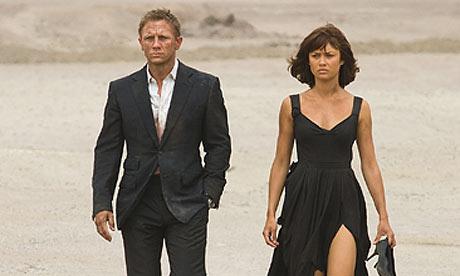 Bond, James Bo–WTF?!