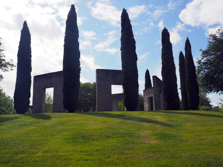 Spotted on the Roadside: Stonehenge Renton, Where a Man is a Man