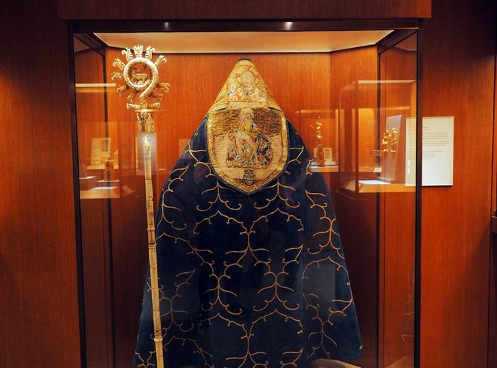 Bishop's robes