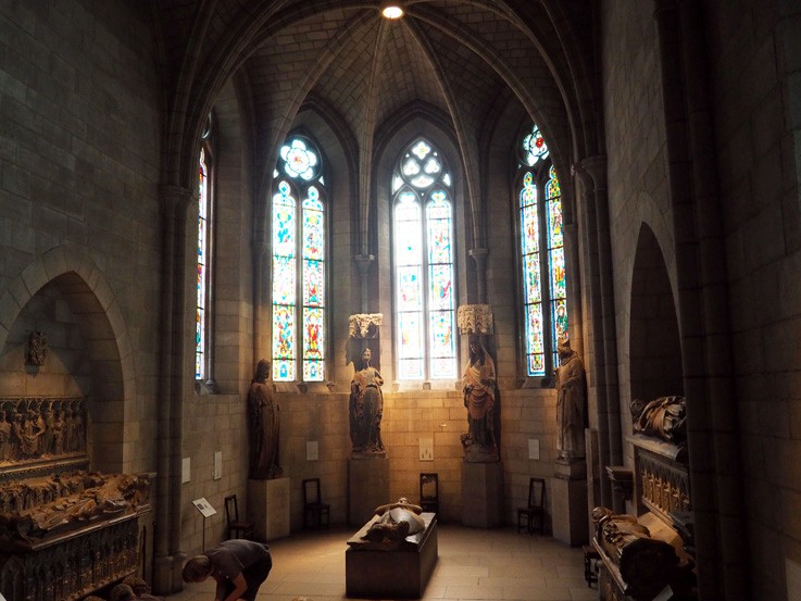 Chapel at the Cloisters