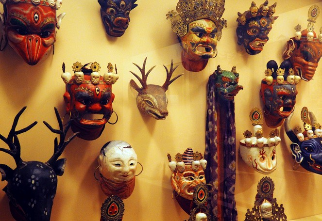 tibetan-lamaistan-masks