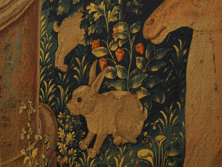 Bunny detail