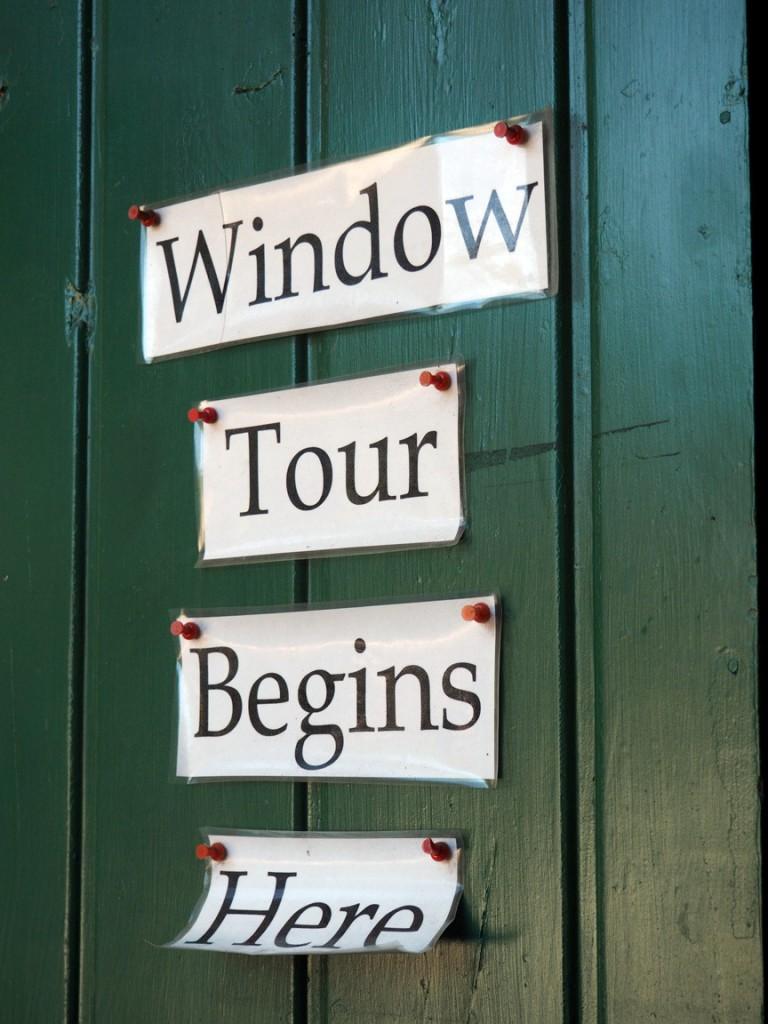 window tour