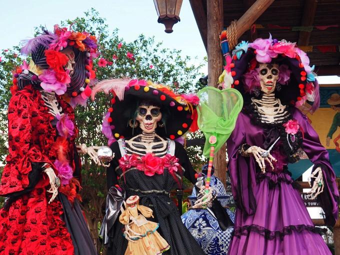 Dia De Los Muertos in Old Town San Diego