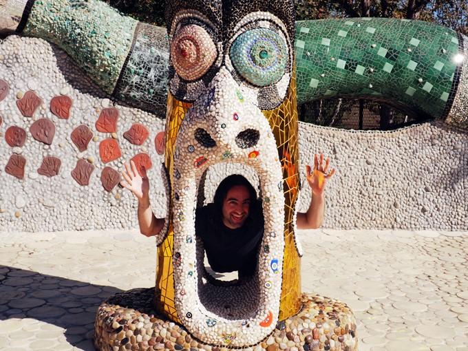 fun in a totem
