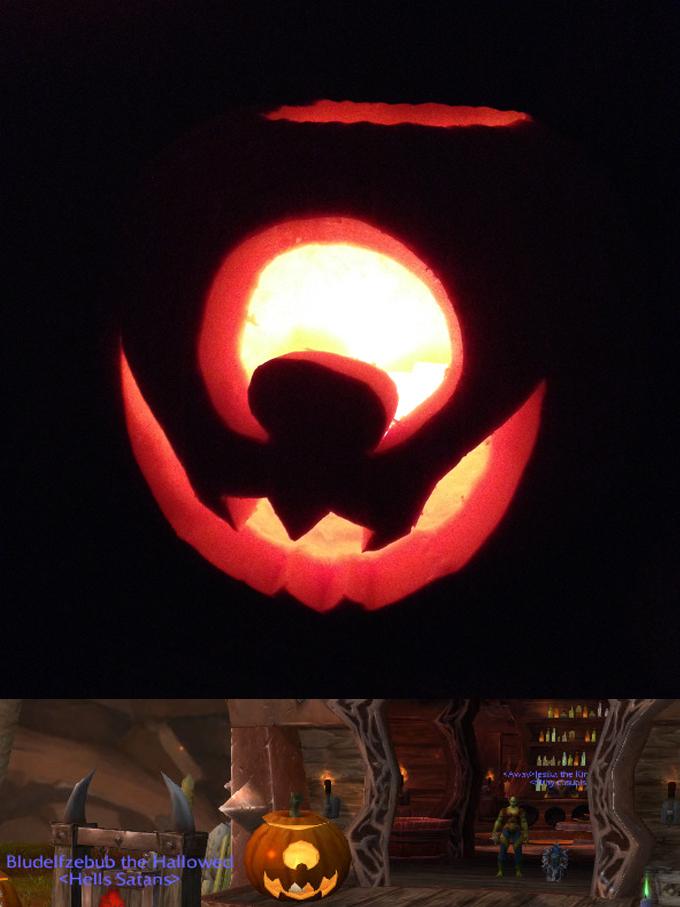 orgrimmar pumpkin