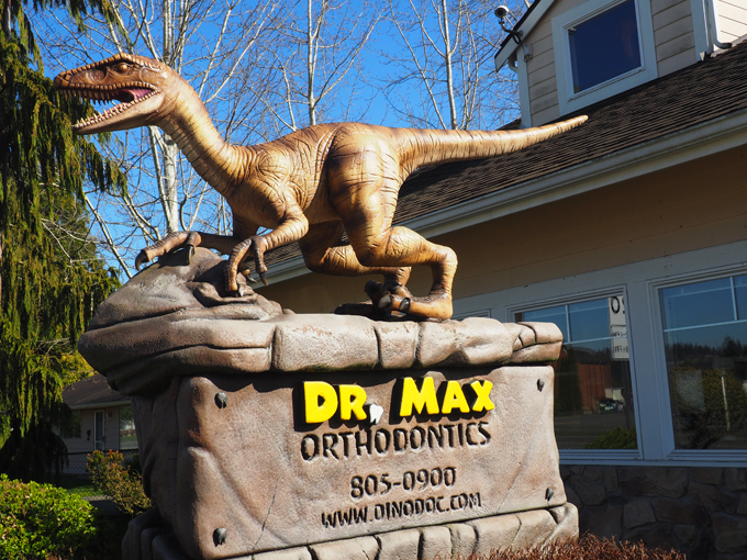 Spotted on the Roadside: The Dinosaur Doctor