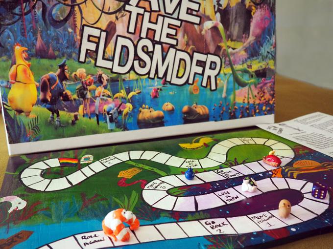 Makin Stuff: Save the FLDSMDFR
