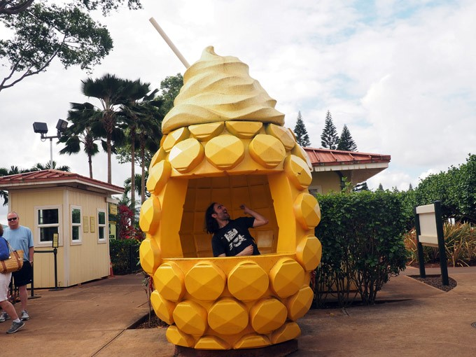 dole whip stand