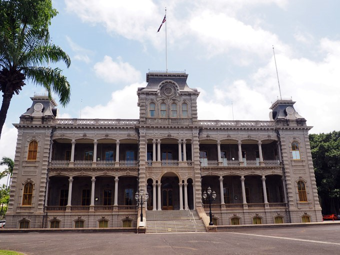 Iolani Palace: The Only Royal Palace in the United States