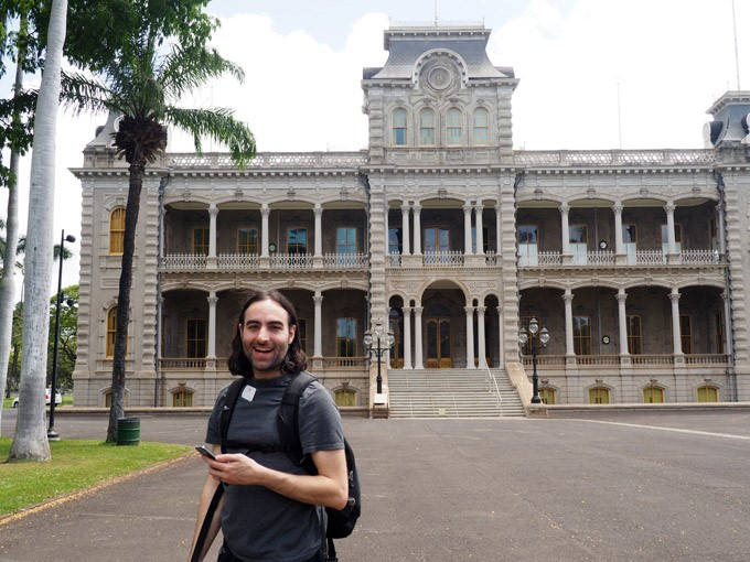 jason iolani palace
