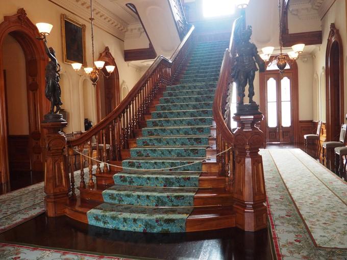 koa staircase