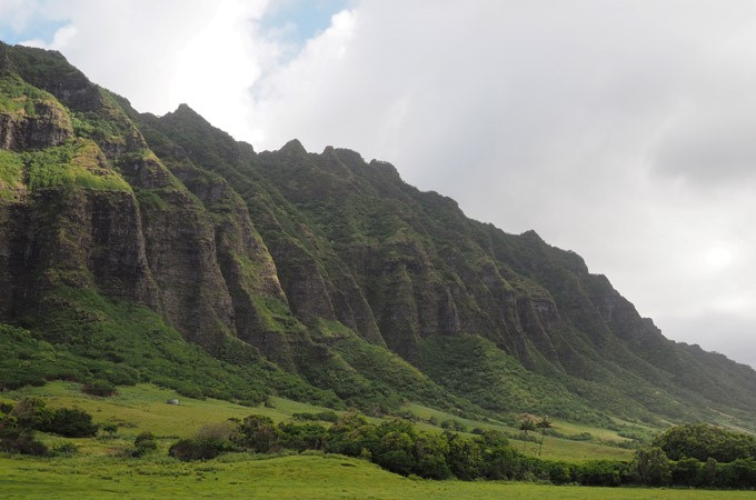 kualoa valley