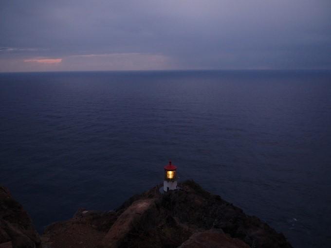 A Dawn Makapuu Lighthouse Hike