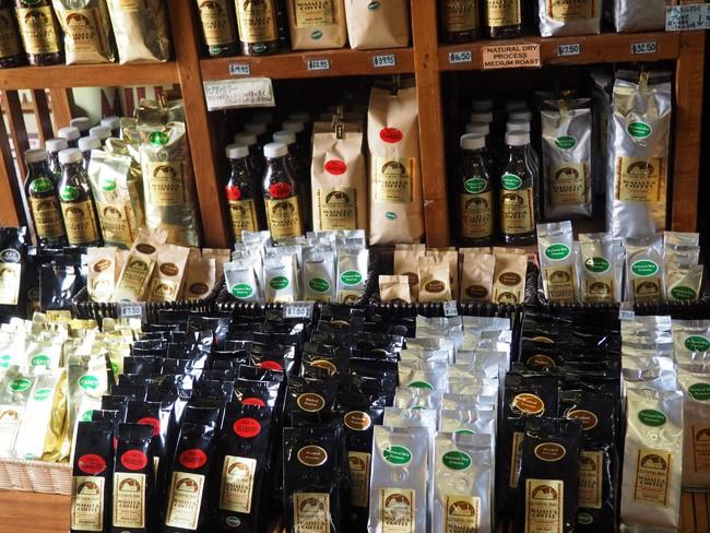 waialua coffee bags