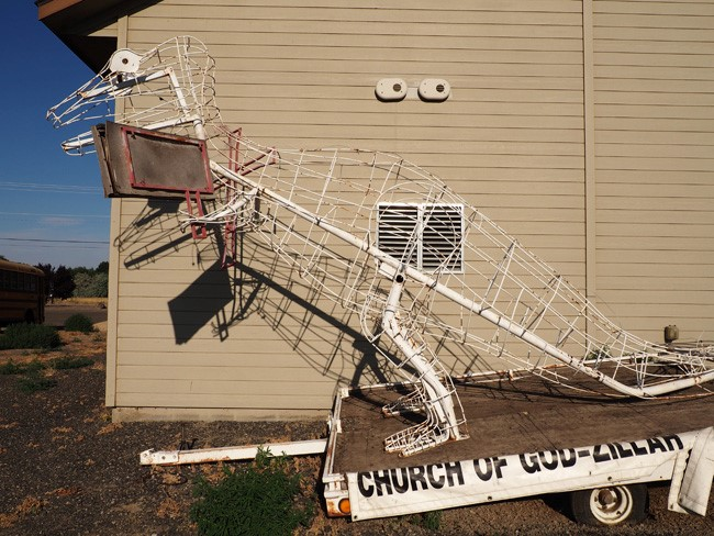 Spotted on the Roadside: The Church of God-Zillah