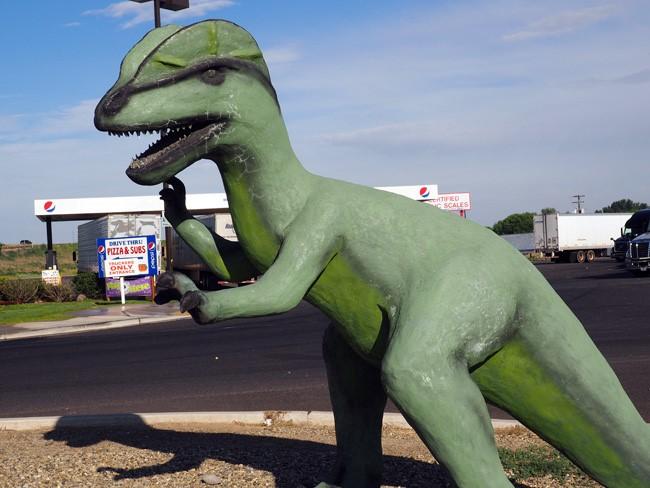 crested dinoaur