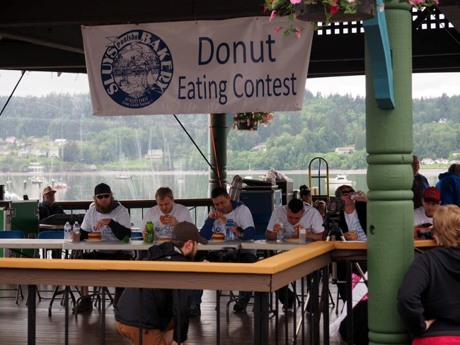 donut competition