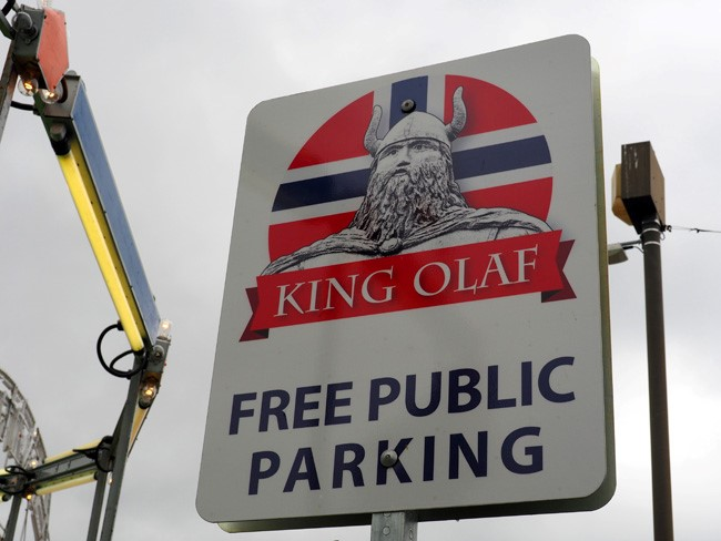 free parking for kings only