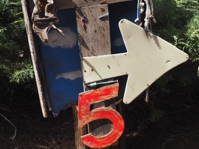 5 arrow