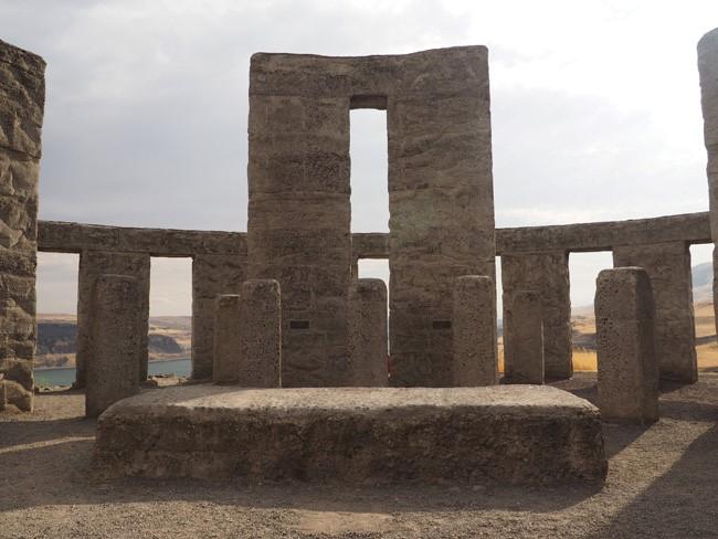 stonehenge altar