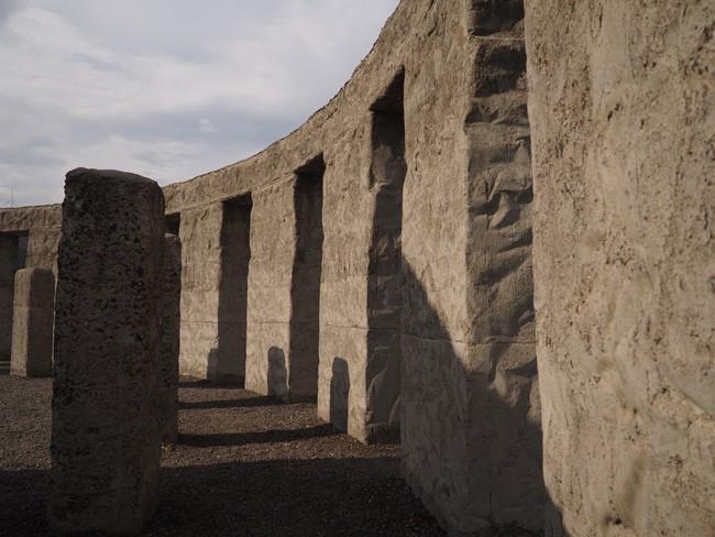 stonehenge shadows