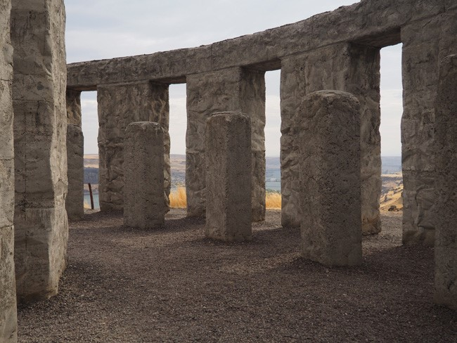 stonehenge washington
