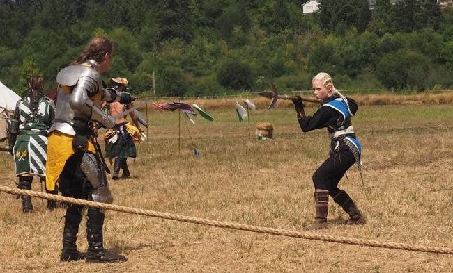 trident battle
