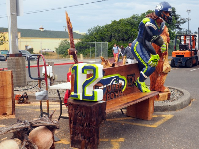 seahawks bench