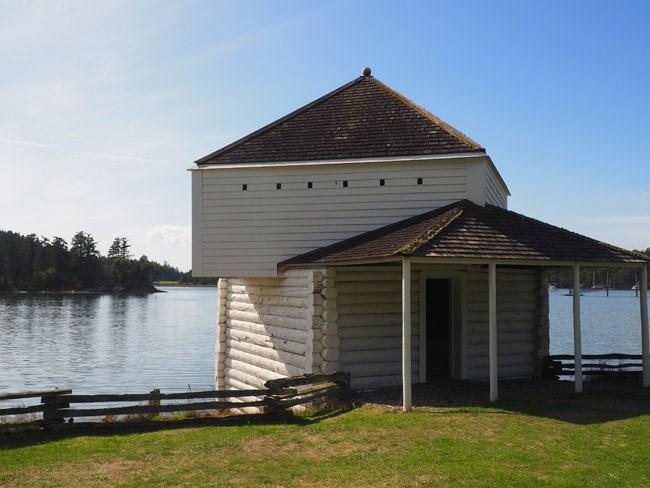 british camp building