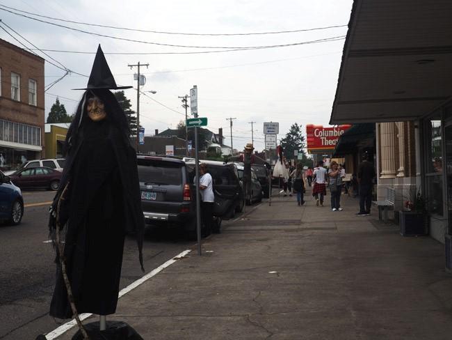 street witch