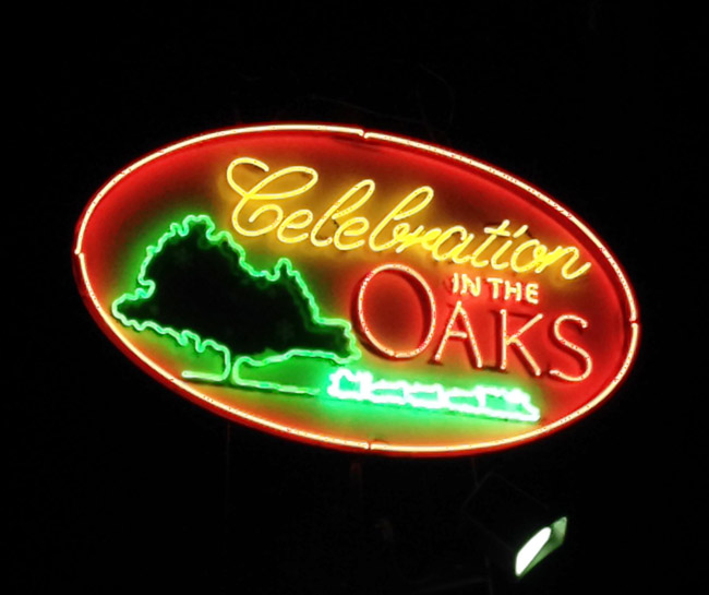 celebration in the oaks