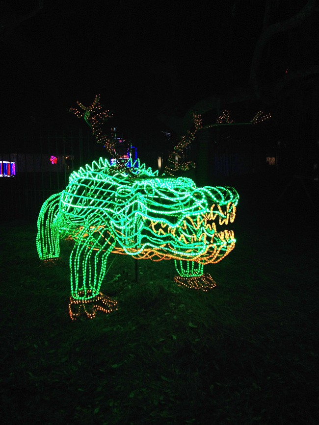 gator reindeer
