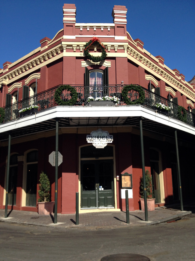 A Spirited Encounter At Muriels in Jackson Square