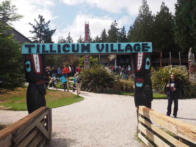 A Cruise to Tillicum Village