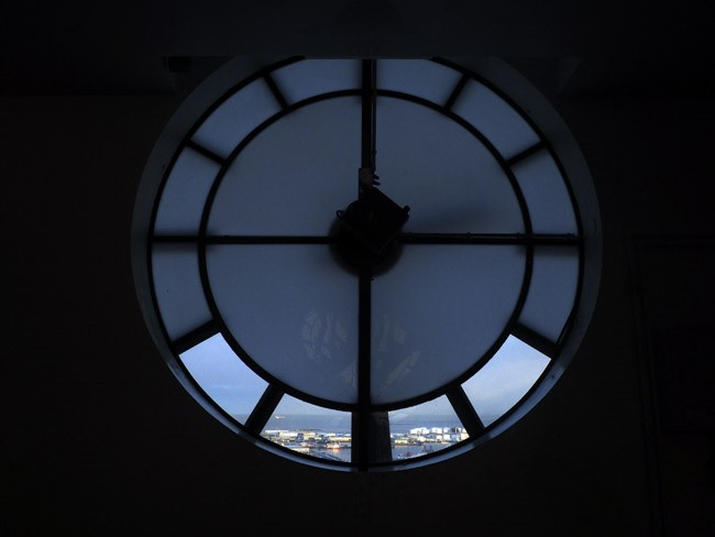 clock view