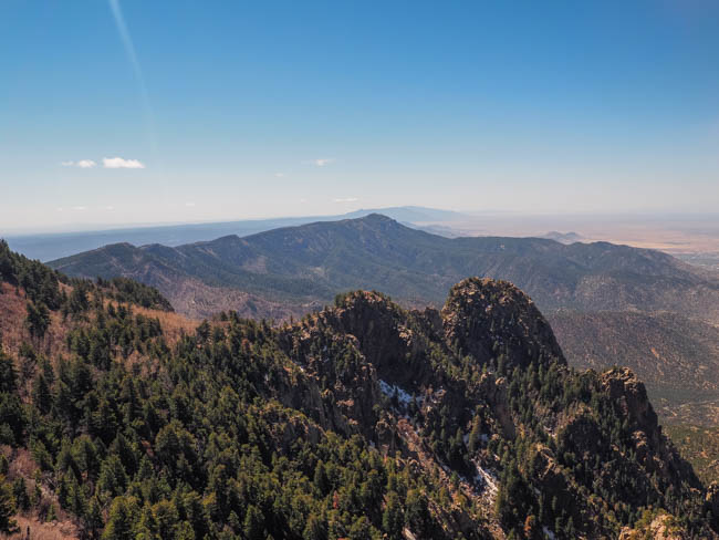Riding in the Sky: The Sandia Peak Tramway