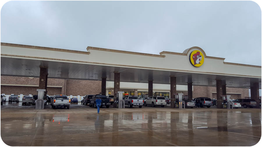 Buc-ee's, a friend to all travelers in need