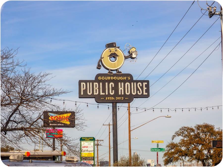 Gordough's Big Fat Donuts  in Austin, TX